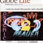 I sold my stocks (the psychic said I should)